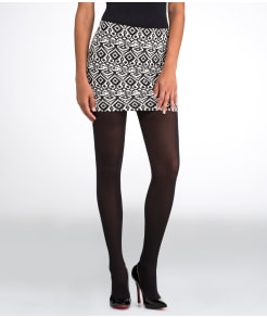 HUE Seamless Opaque Luxe Tights