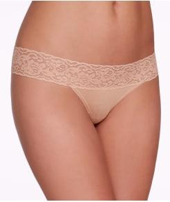 Jezebel Sparkle Modal Thong