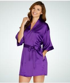 Jezebel Kimono Satin Robe