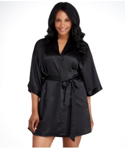 Jezebel Gem Satin Robe