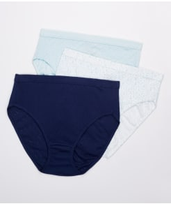 Jockey Elance Breathe French Cut Brief 3-Pack