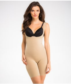 Julie France Ultra-Firm Control Open Bust Body Shaper