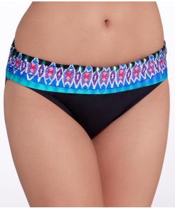 La Blanca Sandbar Banded Hipster Swim Bottom
