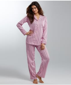 Lauren Ralph Lauren Sateen Woven Pajama Set