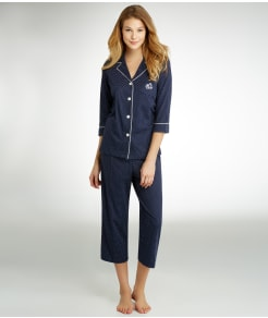 Lauren Ralph Lauren Further Lane Capri Pajama Set