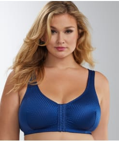 Leading Lady Front-Close Wire-Free Bra