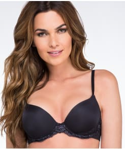 Lily of France Sensational Lace Push-Up Bra