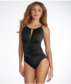 Magicsuit Solid Kat Swimsuit