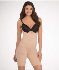 Flexees by Maidenform Slim Waisters Firm Control Bodysuit