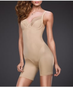 Maidenform Vintage Chic Firm Control Bodysuit