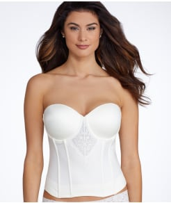 Maidenform Shaping Lace Bustier