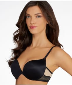 Maidenform Love The Lift Plunge Push-Up Bra