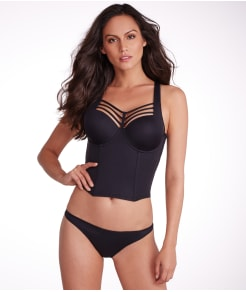 Marlies Dekkers Leading Strings Plunge Corset