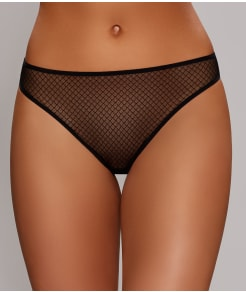 Marlies Dekkers Black Key Thong