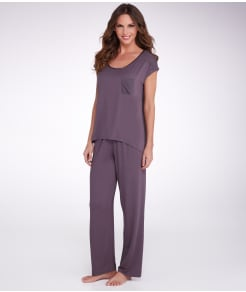 Midnight by Carole Hochman Modal Pajama Set