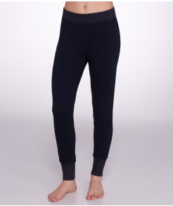 Midnight by Carole Hochman Modal Lounge Leggings