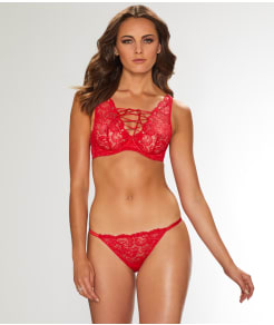 Mimi Holliday Amaryllis Lace Bra