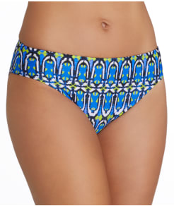 Miss Mandalay Azura Deep Bikini Swim Bottom