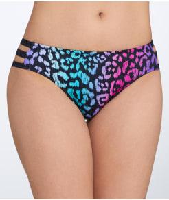 Miss Mandalay Dash Deep  Bikini Swim Bottom