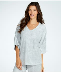 N Natori Brushed Terry Lounge Top