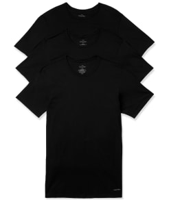 Calvin Klein Slim Fit Cotton T-Shirt 3-Pack