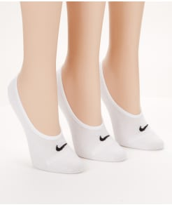 Nike Lightweight Cotton Athletic Footies 3-Pack