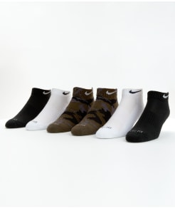 Nike Dri-FIT Cushion Low Cut Sport Socks 6-Pack