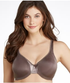 Olga Signature Support Satin Bra