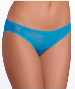 OnGossamer Gossamer Mesh Hip Bikini Plus Size
