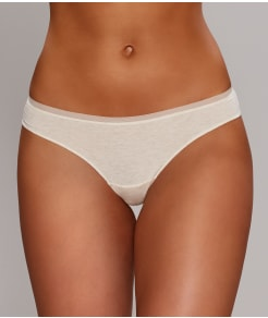 OnGossamer Cabana Cotton Thong