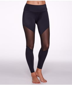 Onzie Mesh Track Leggings