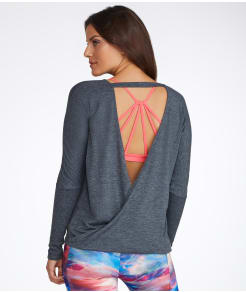 Onzie Drapey Open Back Top