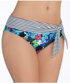 Panache Elle Fold-Over Bikini Swim Bottom