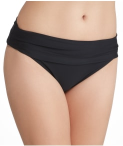 Panache Anya Fold-Over Bikini Swim Bottom