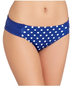 Panache Annalise Gathered Bikini Swim Bottom