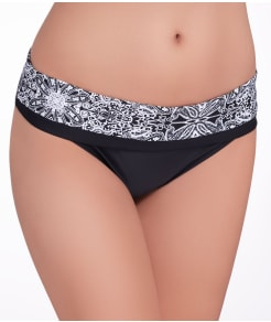 Panache Santorini Fold-Over Swim Bottom
