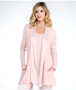 PJ Harlow Shelby Knit Lounge Cardigan Wrap