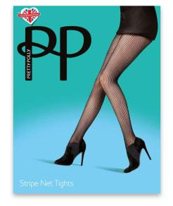 Pretty Polly Stripe Net Tights
