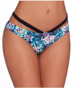 Pour Moi Cosmic Swim Bikini with Strap