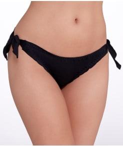 Pour Moi Splash Tie-Side Bikini Swim Bottom