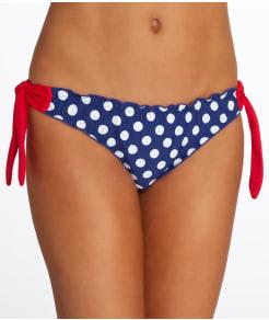 Pour Moi Starboard Tie-Side Bikini Swim Bottom