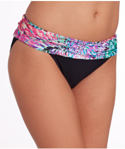 Profile by Gottex Canary Island  Fold-Over Swim Bottom