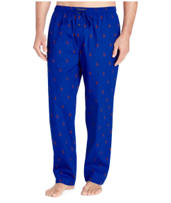 Polo Ralph Lauren Printed Woven Pajama Pants