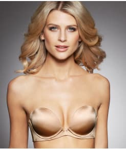 Fine Lines 6-Way Plunge Convertible Strapless Bra