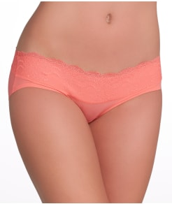 SPANX Undie-tectable Lace Waist Hipster