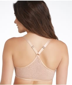 SPANX Pillow Cup Signature Front-Close Racerback Bra