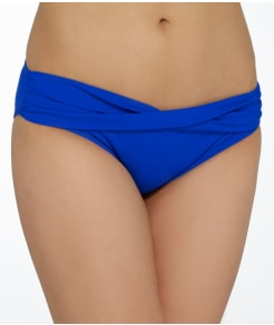 Sunsets Ultra Blue Twist Sash Swim Bottom