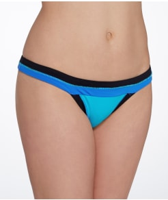 Swim Systems Block Party Spliced Hipster Swim Bottom