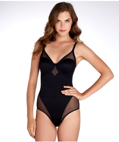 TC Fine Intimates Firm Control Sheer Shaping Bodysuit