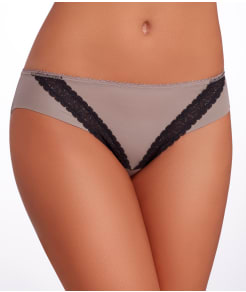 TC Fine Intimates Wonderful Edge Lace Trim Bikini